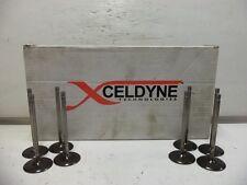 2.002 x 5/16 x 5.184 Xceldyne 300 Tip TITANIUM DISH INT VALVES RACE 022613-32