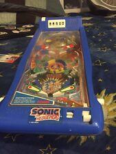 Sonic The Hedgehog Tomy Pinball Machine