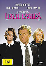 Legal Eagles (DVD), Region- 2,4, New and sealed, free shipping within Austalia