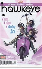 Hawkeye #6 (NM) `17 Thompson/ Walsh