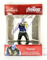 Hallmark Marvel Avengers Thanos , Tree Ornament 2018, New in box!   # 2HCM4310