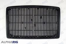 1998-2003 Volvo VN Grille Assembly BLACK WITH INSECT SCREEN VNL semi Truck VOLVO