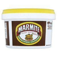 MARMITE 600g LARGE TUB BULK BUY BRITISH FOOD SHOP WORLDWIDE - TRACKED DELIVERY
