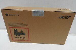 Acer Chromebook 11 11.6-inch HD AMD A4-9120c 4GB RAM 16GB SSD Laptop, C721-44TA