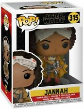 Funko - POP Star Wars: Rise of Skywalker - Jannah Brand New In Box