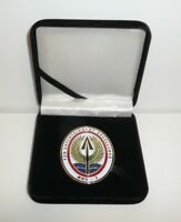 MNC-I Multi-National Corps Iraq Commander MWR Entertainment OIF Challenge Coin