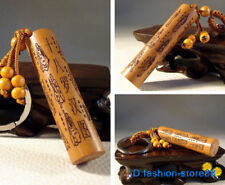 Hot! Classical Fine Carved Wooden key chain keyring-Lucky 18 Buddha figure