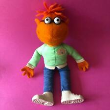 Rare Fisher Price Jim Henson Muppet Show Scooter Plush Soft Toy Doll 1970s