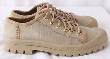 Havana Joe 1102 Hiking Trail Chunky canvas Fashion 6-Eye Sneakers Men's US 7-7.5
