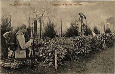 CPA Weltkreig 1914/15 Massengrab in den Vogesen (393517)