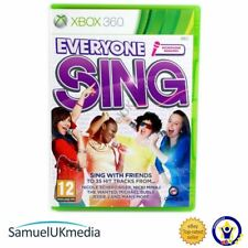 Everyone Sing (Xbox 360) **GREAT CONDITION**
