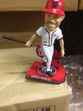 Daniel Murphy Washington Nationals Nations Bobblehead Bobble Head NEW