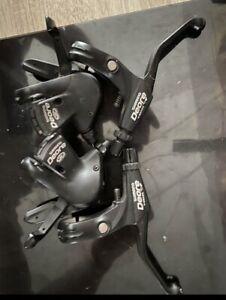 Shimano Deore brems- und schalthebel