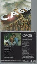 CD---Cage --Cage-- Japan CD //Kicp542