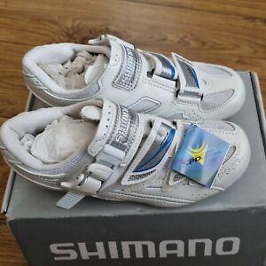 Shimano SH-WR41 Womens Road Cycling Shoes EUR 37 SPD / SPD SL (New) RRP £79.99