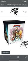 Limited Run #332: Streets of Rage 4 Limited Edition (PS4) Preorder!
