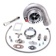 """Kinugawa Billet Turbo For Universal 4"""" T67 w/ Garrett T04R wheel T3 V-Band 10cm"""