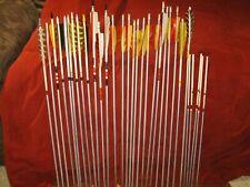 Assortment Used Aluminum Arrows