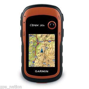 Garmin eTrex 20x Handheld GPS 010-01508-00 AUTHORIZED Garmin DEALER