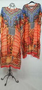 Kaftan, Glorious Summer wear. Long and flowing. (1piece only)