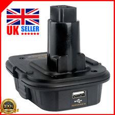 For Dewalt DM18D Battery Adapter 20V 18V Li-ion Batteries Converter Adapter UK