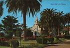 ANTIGUA POSTAL ISLA DE LA TOJA . CAPILLA Y JARDINES . PONTEVEDRA . TIENDA CC1378