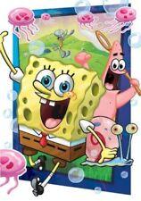 SpongeBob SquarePants Cartoon Art Posters