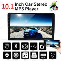 "10.1"" 2 Din Android 8.1 Autoradio Mit GPS Navi Bluetooth WIFI USB Touchscreen FM"