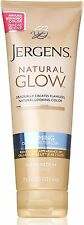 Jergens Natural Glow Daily Moisturizer Firming Medium Skin Tones 7.50 oz