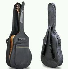 Couvercle étanche classique guitare sac acoustique arrière électrique full size carry