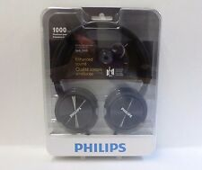 Philips HeadphoneS DJ Monitor Stereo Style SHL300028 Black 1000 Max Input