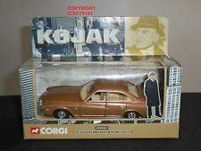 CORGI CC00501 KOJAK 1970S TV SERIES BROWN BUICK DIECAST MODEL CAR