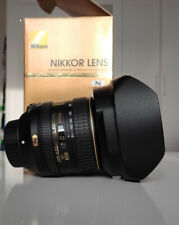 nikon af-s dx nikkor 16-80mm f/2.8-4e ed vr lens new, box open