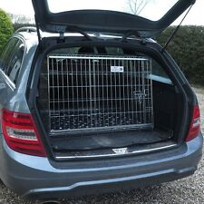 PET WORLD NEW Mercedes C-series SLOPING CAR DOG CAGE BOOT TRAVEL CRATE PUPPY