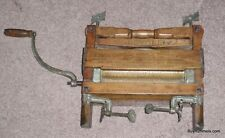 Antique Anchor Brand Clothes Wringer Bicycle - Rare Collectible Find!