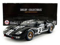 SHELBY COLLECTIBLES - 1/18 - FORD GT 40 MK II - WINNER LE MANS 1966 - SHELBY408