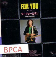 """7"""" JAPAN WHITE LABEL PROMO ON CASABLANCA AUSTRALIAN MARK HOLDEN FOR YOU"""