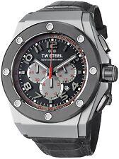 Authentic TW Steel Men's CE4002 CEO Tech Chronograph Quartz Sport Watch GRAY NEW