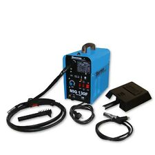 MIG130F Sherman 120AMP Semi Auto GASLESS Welding Machine Welder AC 230V/50Hz NEW