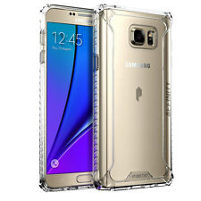 Affinity Premium Thin Soft TPU Shockproof Case Cover for Samsung Galaxy Note 5