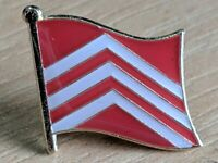 ** GLAMORGAN ** County Metal Lapel Pin Badge *NEW*