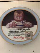 Kellogg Toasted Corn Flakes Plate