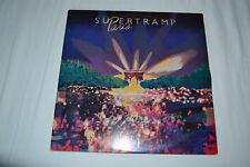 Supertramp Paris double LP 1980 A&M SP-6702