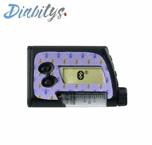 Accu-chek Spirit Combo Insulin Pump Decal - Serenity Bee