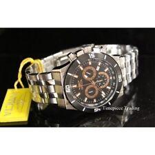 Lässige Invicta Armbanduhren aus Silber