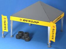 1:32 Scale Dunlop Tent/Pagoda Kit for Scalextric/Other Static Layouts