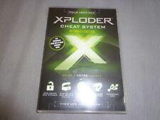 xbox 360 XPLODER ULTIMATE CHEATS SYSTEM pal français , TBE microsoft