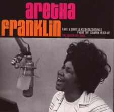 Aretha Franklin - Rare & Unreleased Recordings NEW CD