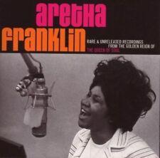 Aretha Franklin - Rare & Unreleased Recordings NEW CD