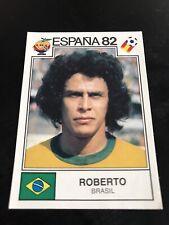 Panini Espana 82 - Roberto